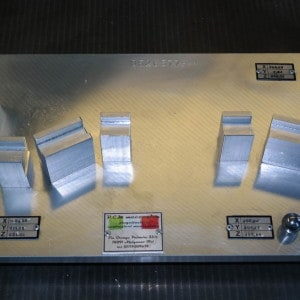 Calibro controllo pieghi tubazioni