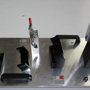 Calibro controllo tubazione